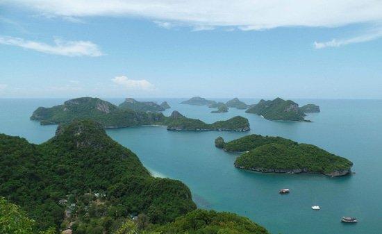 Ang Tohng National Park Thailand