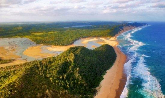 Kosi Bay Zuid-Afrika