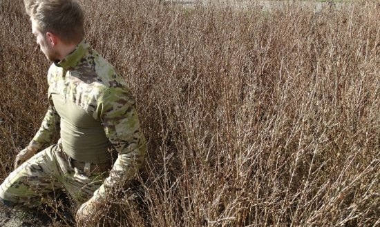 Militaire uitrusting Mali